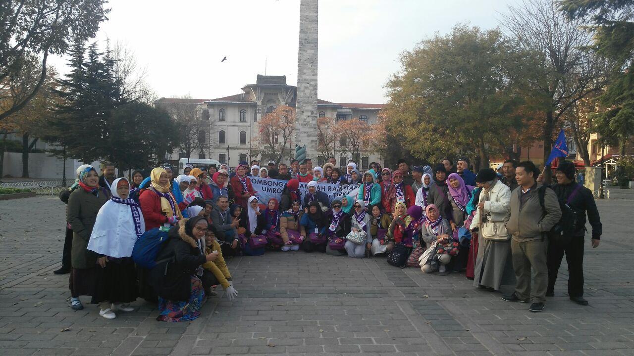 Rombongan Jamaah Ramayana Group, Umroh Plus Turki