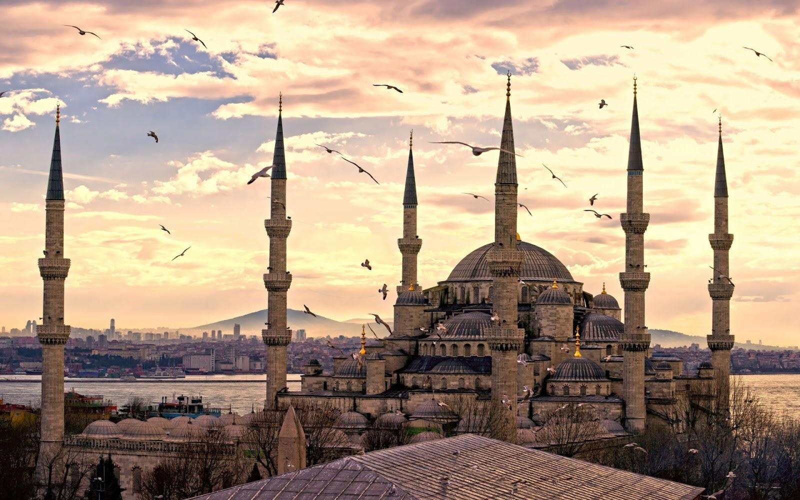 7 Tempat Wisata Paling Menarik Di Turkey