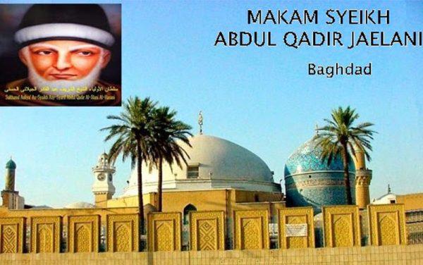 makam-syeikh-abd-qadir-jaelani-irak1