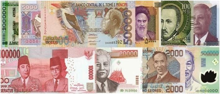 konvensi mata uang