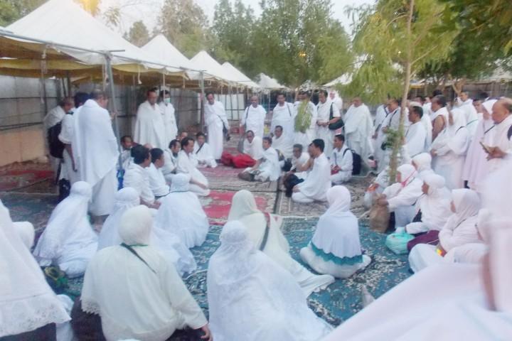 Pengarahan oleh Habib Umar Assegaf 1