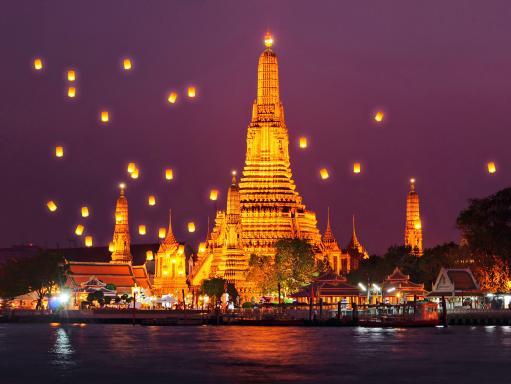 15 Tempat Wisata yang Wajib Kamu Kunjungi di Thailand