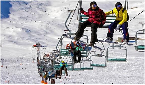 Nikmati Keindahan Salju Abadi di Negeri Persia Iran dengan Murah !