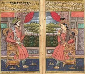 Shah Jahan dan Mumtaz Mahal