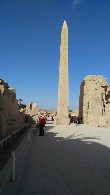 LUXOR Sejarah Masa Lalu Mesir